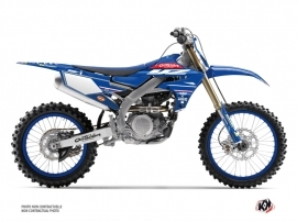 Yamaha 450 YZF Dirt Bike Replica Team Outsiders K21 Graphic Kit