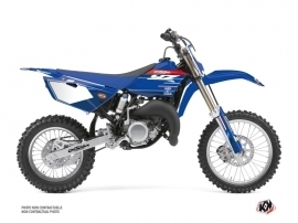 Yamaha 85 YZ Dirt Bike Replica Team Outsiders K21 Graphic Kit