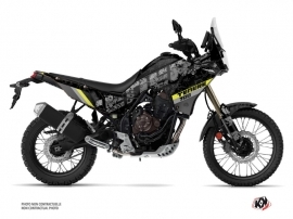 Yamaha TENERE 700 Street Bike Touareg Graphic Kit Yellow