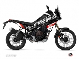 Yamaha TENERE 700 Street Bike Touareg Graphic Kit Red