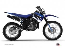 Yamaha TTR 125 Dirt Bike Replica Graphic Kit Blue