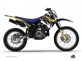 Yamaha TTR 125 Dirt Bike Replica Graphic Kit Yellow