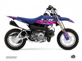 Yamaha TTR 50 Dirt Bike Replica Graphic Kit Pink