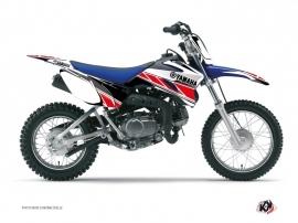 Yamaha TTR 90 Dirt Bike Replica Graphic Kit Red