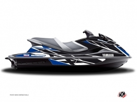 Yamaha VXR-VXS Jet-Ski Replica Graphic Kit Blue
