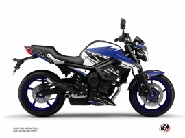 Yamaha XJ6 Street Bike Replica Graphic Kit Blue