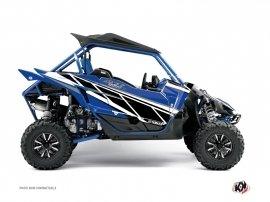 Yamaha YXZ 1000 R UTV Replica Graphic Kit Blue