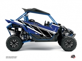 Yamaha YXZ 1000 R UTV Replica Graphic Kit Blue