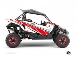 Yamaha YXZ 1000 R UTV Replica Graphic Kit Red