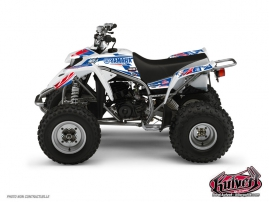 Yamaha Blaster ATV Replica Romain Couprie Graphic Kit 2012