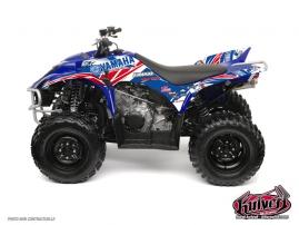 Yamaha 350-450 Wolverine ATV Replica Romain Couprie Graphic Kit 2012