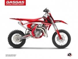 Kit Déco Moto Cross Rush GASGAS MC 65 Noir
