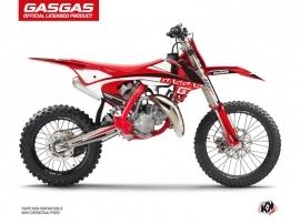 Kit Déco Moto Cross Rush GASGAS MC 85 Noir
