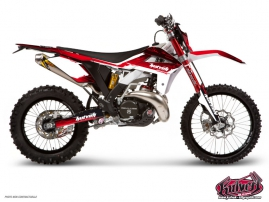 GASGAS 300 ECF Dirt Bike Slider Graphic Kit