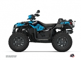 Kit Déco Quad Spin Polaris 1000 Sportsman XP S Forest Bleu