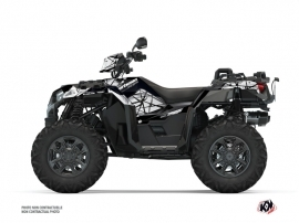 Kit Déco Quad Spin Polaris 1000 Sportsman XP S Forest Gris