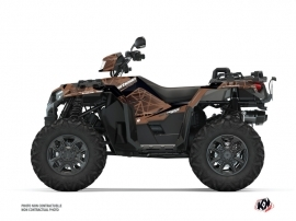 Kit Déco Quad Spin Polaris 1000 Sportsman XP S Forest Marron
