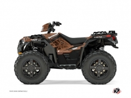 Kit Déco Quad Spin Polaris 1000 Sportsman XP Forest Marron