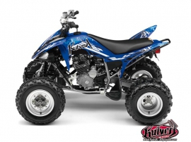 Yamaha 250 Raptor ATV Spirit Graphic Kit Blue