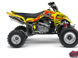Suzuki 450 LTR ATV Spirit Graphic Kit