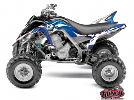 Yamaha 700 Raptor ATV Spirit Graphic Kit Blue