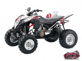 Honda 700 TRX ATV Spirit Graphic Kit