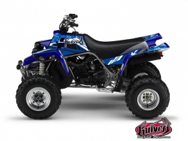 Yamaha Banshee ATV Spirit Graphic Kit Blue