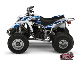 Yamaha Blaster ATV Spirit Graphic Kit Blue