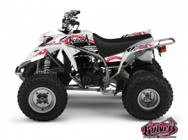Yamaha Blaster ATV Spirit Graphic Kit Red