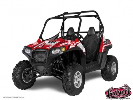 Polaris RZR 570 UTV Spirit Graphic Kit