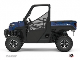 Kit Déco SSV Squad Polaris Ranger 1000 XP Bleu