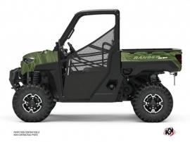 Kit Déco SSV Squad Polaris Ranger 1000 XP Vert
