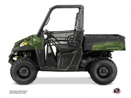 Polaris Ranger 570 UTV Squad Graphic Kit Green