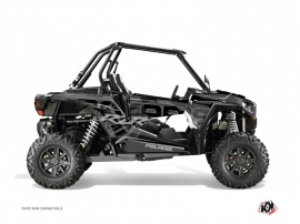 Polaris RZR 1000 Turbo UTV Squad Graphic Kit Black Grey