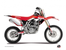 Honda 150 CRF Dirt Bike Stage Graphic Kit Red