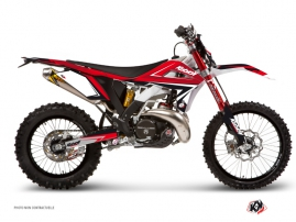 GASGAS 250 ECF Dirt Bike Stage Graphic Kit Red