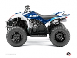 Yamaha 350-450 Wolverine ATV Stage Graphic Kit Blue
