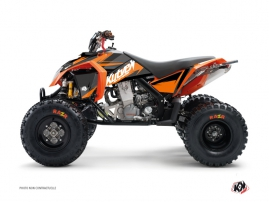KTM 450-525 SX ATV Stage Graphic Kit Orange