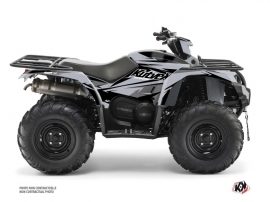 Yamaha 450 Kodiak ATV Stage Graphic Kit Grey