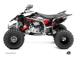 Kit Déco Quad Stage Yamaha 450 YFZ R Noir Rouge