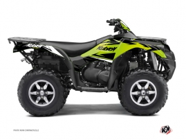Kawasaki 650 KVF ATV Stage Graphic Kit Green