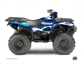 Yamaha 700-708 Grizzly ATV Stage Graphic Kit Blue