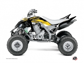 Kit Déco Quad Stage Yamaha 700 Raptor Jaune 60th Anniversary