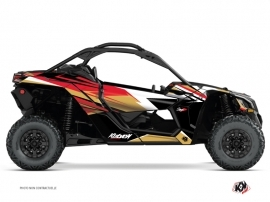 Kit Déco SSV Stage Can Am Maverick X3 Gold