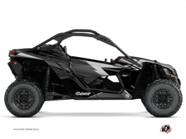 Kit Déco SSV Stage Can Am Maverick X3 Noir Gris