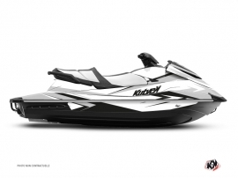 Yamaha VX Jet-Ski Stage Graphic Kit White