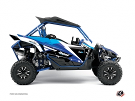 Yamaha YXZ 1000 R UTV Stage Graphic Kit Blue