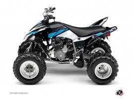Kit Déco Quad Stripe Yamaha 250 Raptor Noir