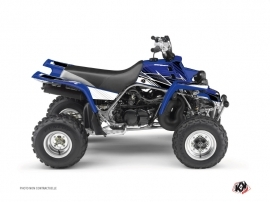 Yamaha Banshee ATV Stripe Graphic Kit Blue