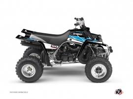 Yamaha Banshee ATV Stripe Graphic Kit Black